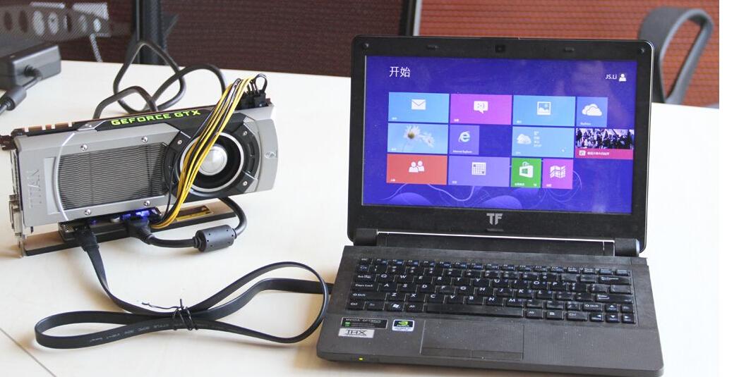 笔记本改装台式机显卡游戏性能大提升