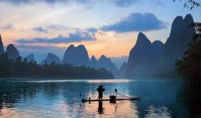 桂林国庆一天半2天游,阳朔西街美食推荐